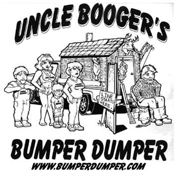 Bumper Dumper The Ultimate Portable Toilet